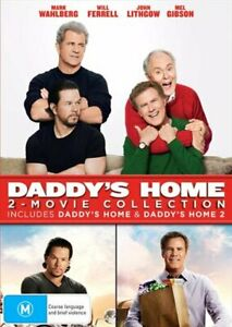 Daddy's Home / Daddy's Home 2 DVD