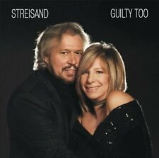 cd BARBRA STREISAND....GUILTY TOO....with BARRY GIBB.....