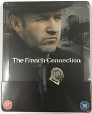 The French Connection Steelbook Blu-Ray **Region Free**
