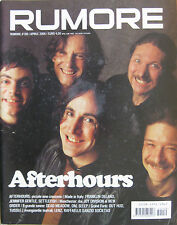 RUMORE 159 2005 Afterhours New Order Dead Meadow Out Hud Tussle Michael Jackson