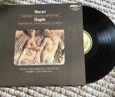 New listing Lp Record Mozart Haydn Vienna Philharmonic london record treasury series