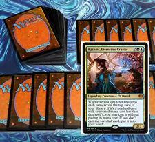 mtg BLUE GREEN SIMIC ENERGY DECK Magic the Gathering rare cards KAL rashmi