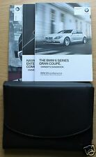 BMW serie 6 Gran Coupe F06 Manual Owners Manual 2015-2017 Pack 1222