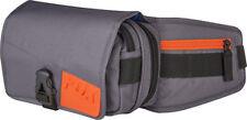 Fox Racing Deluxe Tool Pack Black Gray Orange Trail Riding Off Road Dirt Bike