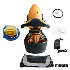 Diving Sea Scooter 300W Waterproof Pro Electric Waterproof Dual Speed Safety Us