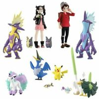 Pre Sale BANDAI TOY Pokemon scale World Galar region 2 set Limited Japan