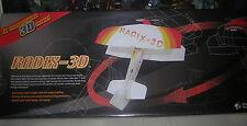 Ultrafly RADIX-3D      indoor   vintage   Rare rc avion