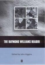 The Raymond Williams Reader by Higgins, John