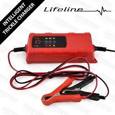 Lifeline 6 Volt und 12 Volt Batterieladegerät und Optimizer