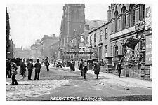 pt4386 - Barnsley , Regent Street , Yorkshire - photo 6x4