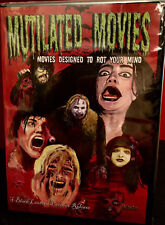 MUTILATED MOVIES DVD Mark Borchardt Lung Leg Limited Edition Horror GORE Comedy!