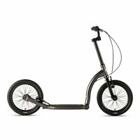 Off-road Adult Scooter  | SwiftyAIR MK2 | Swifty Scooters | Anthracite