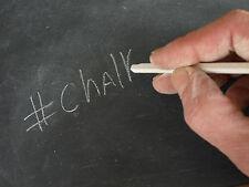 Natural Chalk Pencils x5