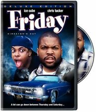 FRIDAY [DELUXE EDITION] [DIRECTOR'S CUT]  : NEW DVD