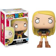 Teen Titans Go! - Terra Pop! Vinyl Figure