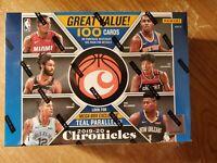 2019-2020 Panini Chronicles Basketball Mega Box Zion RC Rookie Zion Ja Morant