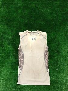 Men's Under Armour UA Heat Gear Compression Tank Shirt Size Large