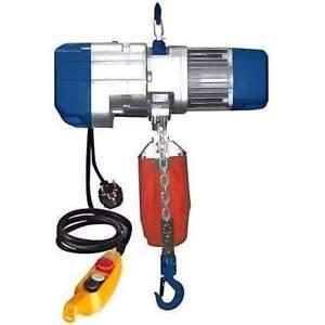 Warrior 500kg electric chain hoist ech500 8657222994