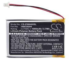 Batteria per IZZO Swami 4000 GOLF GPSA43094 tipo H603450H LiPoli 1000mAh