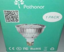 Pathonor E27 48W LED Hydroponic Plant Grow Light Indoor Growing Lamp
