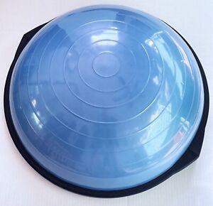 BOSU BALL BALANCE TRAINER PRO QA-156 BLUE
