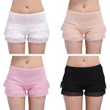 Women Safety Shorts Dress Skirt Bottoms Under Leggings Prevent Exposure