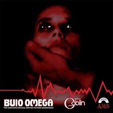 Buio Omega - Limited Edition - Gatefold Black Vinyl - Goblin
