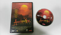 APOCALYPSE NOW REDUX DVD EDICION ESPAÑOLA FRANCIS FORD COPPOLA MARLON BRANDO