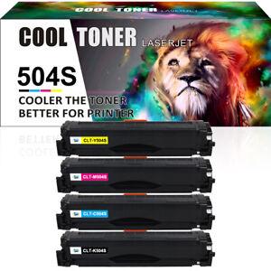 XXL Toner für Samsung CLT-504S SL-C1860FW SLC1810W CLX4195FN CLX4195FW CLP415NW