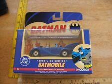 Batmobile Corgi 1:43 1960's 2005 die cast car