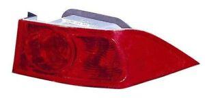 2004-2005 Acura TSX New Right Passenger Side Tail Light Unit
