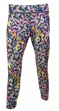 PANTALONI DONNA CONVERSE LEGGINGS FARFALLE TG L 46 WOMAN PANTS LEGGINGS FANTASIA