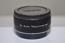 Pro-Optic  DGII C/AF  Multi-Coated 2x Teleconverter for Canon ( Excellent )