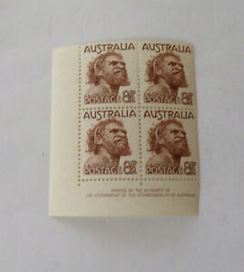 Lot of 10 Sets of Austrailian 4 and 6 Corner Block Stamps MNH
