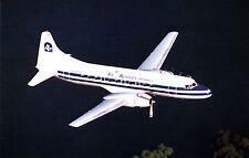 Convair 440 , Air Resort Airlines , Ansichtskarte