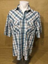 Woolrich Men's Tectonic Shirt NWT Medium Snap Button