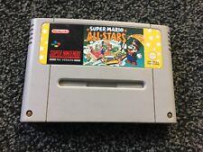 Super Mario All Stars   Super Nintendo Snes PAL