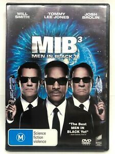 MIB 3 - DVD - AusPost with Tracking