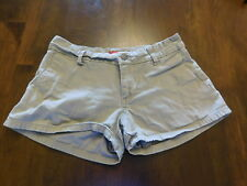 Dickies Size 1 Beige Short Shorts