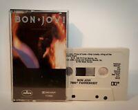 Bon Jovi - 7800 Fahrenheit Cassette