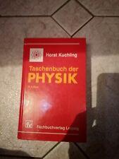 Taschenbuch der Physik von Horst Kuchling (Book)