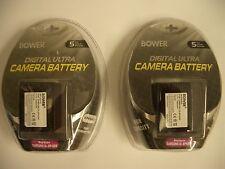 2 IA-BP420 IA-BP420E IA-BP420E/EPP Batteries for Samsung SMX-F50 SMX-F53 SMX-F54