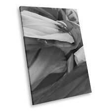 AB1526 Black White Abstract Portrait Canvas Picture Print Large Wall Art Retro