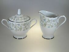 Noritake Brenda Creamer & Covered Sugar Set