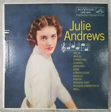 "JULIE ANDREWS SINGS 12"" Vinyl 33 LP (LPM 1681) RCA Victor So In Love VG/+"