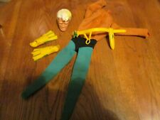 Captain Action vintage Aquaman suit and parts!