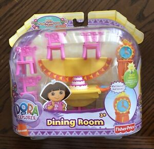 Dora The Explorer Hot Spot Dining Room New