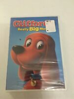 Clifford's Really Big Movie (DVD, 2015) Kids love this movie! Great for toddler