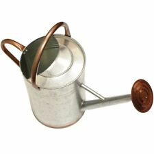 9L Litre Water Can Copper & Metal Construction Vintage Style Weighs 1.25kg