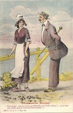 paysanneries grivoises   jim 1912 .